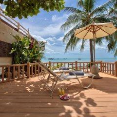 Отель Crystal Bay Beach Resort пляж фото 2