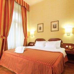 Отель Kinsky Garden Чехия, Прага - 10 отзывов об отеле, цены и фото номеров - забронировать отель Kinsky Garden онлайн комната для гостей фото 3