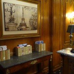 Отель Hôtel Claridge удобства в номере