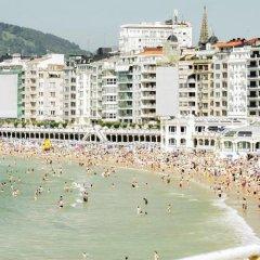 Sercotel Hotel Europa пляж фото 2