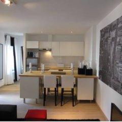Отель Liège Flats Бельгия, Льеж - отзывы, цены и фото номеров - забронировать отель Liège Flats онлайн комната для гостей фото 5