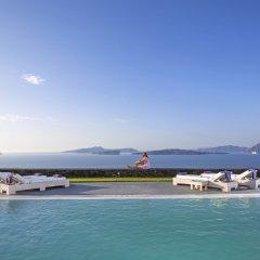 Отель Santorini Princess Presidential Suites Греция, Остров Санторини - отзывы, цены и фото номеров - забронировать отель Santorini Princess Presidential Suites онлайн бассейн