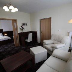Отель Spa Hotel Diana Чехия, Франтишкови-Лазне - отзывы, цены и фото номеров - забронировать отель Spa Hotel Diana онлайн комната для гостей фото 4