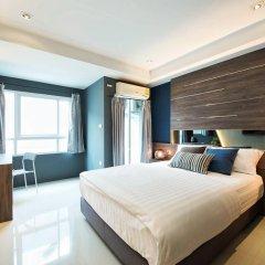 Апартаменты Nw Apartment Lasalle 59 Бангкок комната для гостей фото 5