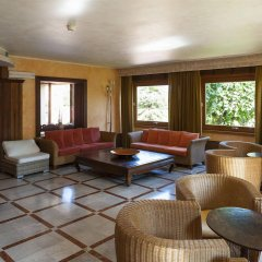 Hotel La Perla Del Golfo Проччио интерьер отеля фото 2