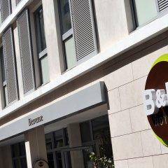 Отель B&B Hôtel Marseille Centre La Joliette Франция, Марсель - 2 отзыва об отеле, цены и фото номеров - забронировать отель B&B Hôtel Marseille Centre La Joliette онлайн балкон