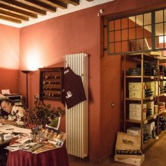 Отель Villa Di Nottola питание фото 2