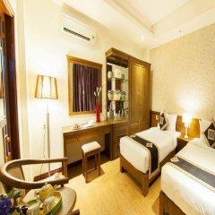 Отель Dragon Palace Hotel Вьетнам, Хошимин - 2 отзыва об отеле, цены и фото номеров - забронировать отель Dragon Palace Hotel онлайн удобства в номере фото 2