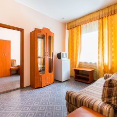 Отель Мон Плезир Казань комната для гостей фото 5