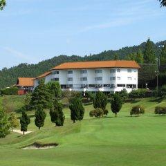 Отель Saitama Kokusai Golf Club Томиока спортивное сооружение