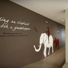 Chern Hostel интерьер отеля фото 3
