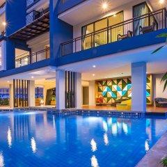 Отель AVA Sea Resort бассейн фото 2