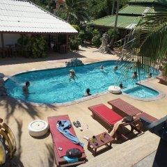 Отель Lamai Chalet Таиланд, Самуи - отзывы, цены и фото номеров - забронировать отель Lamai Chalet онлайн бассейн фото 3