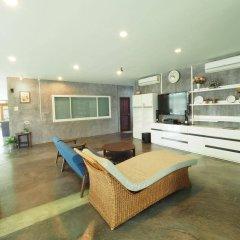 Отель Prannary Pool Villa комната для гостей