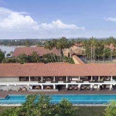 Отель Anantara Kalutara Resort Шри-Ланка, Калутара - отзывы, цены и фото номеров - забронировать отель Anantara Kalutara Resort онлайн бассейн