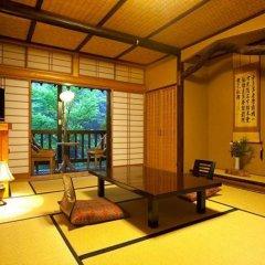 Отель Okunoyu Минамиогуни комната для гостей