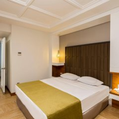 Отель Crystal Waterworld Resort And Spa Богазкент комната для гостей фото 4