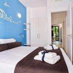 Отель Habitat Apartments ADN Испания, Барселона - отзывы, цены и фото номеров - забронировать отель Habitat Apartments ADN онлайн комната для гостей фото 4