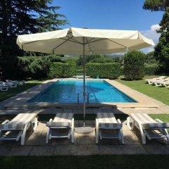 Отель Via Pierre Италия, Гроттаферрата - отзывы, цены и фото номеров - забронировать отель Via Pierre онлайн бассейн фото 2