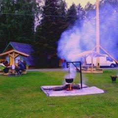 Отель Camping Nemo Юрмала фитнесс-зал