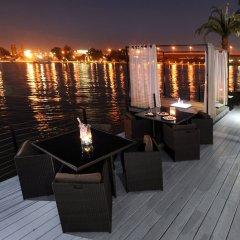 Отель B&B Beo-River пляж