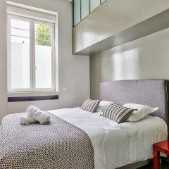 Отель 45 - Atelier Paris Buttes Chaumont Париж комната для гостей фото 2