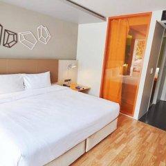 Отель The Heritage Hotels Bangkok комната для гостей фото 4