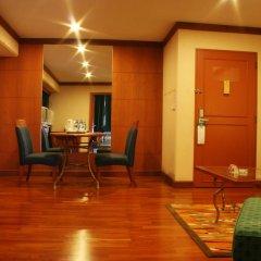 Отель Baiyoke Suite Hotel Таиланд, Бангкок - 3 отзыва об отеле, цены и фото номеров - забронировать отель Baiyoke Suite Hotel онлайн комната для гостей фото 5