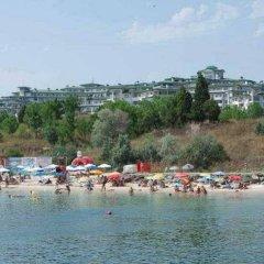 Отель Emerald Beach Resort & SPA Болгария, Равда - отзывы, цены и фото номеров - забронировать отель Emerald Beach Resort & SPA онлайн пляж фото 2