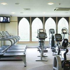 New Hall Hotel & Spa фитнесс-зал фото 2