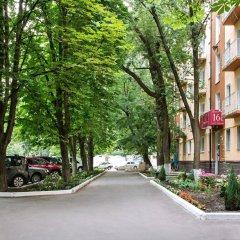 Отель Нивки Киев парковка