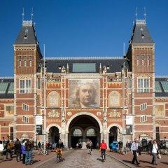 Отель Holiday Inn Express Amsterdam - South Нидерланды, Амстердам - 13 отзывов об отеле, цены и фото номеров - забронировать отель Holiday Inn Express Amsterdam - South онлайн городской автобус