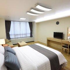 Отель Goodday Airtel Южная Корея, Инчхон - отзывы, цены и фото номеров - забронировать отель Goodday Airtel онлайн комната для гостей