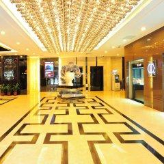 Hotel Beverly Plaza интерьер отеля фото 2