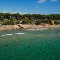 Отель Rentalmar Salou Pacific Испания, Салоу - 3 отзыва об отеле, цены и фото номеров - забронировать отель Rentalmar Salou Pacific онлайн пляж фото 2