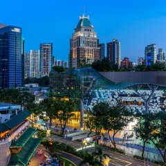 Отель Far East Plaza Residences Сингапур, Сингапур - отзывы, цены и фото номеров - забронировать отель Far East Plaza Residences онлайн парковка