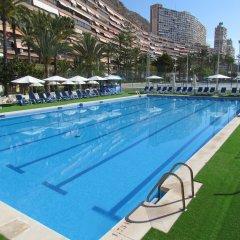 Hotel Albahia бассейн фото 3