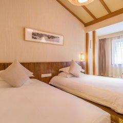 Отель Hangzhou Wushan Ju комната для гостей фото 4