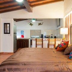 Отель Posada De Roger Пуэрто-Вальярта в номере