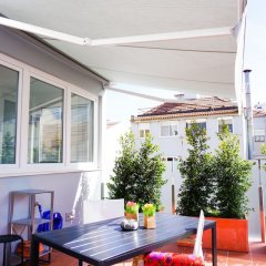 Отель Gulbenkian Terrace Bright Luxury Apt