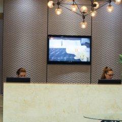Отель Expo Abastos Гвадалахара фитнесс-зал