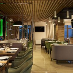 Гостиница Panorama De Luxe гостиничный бар