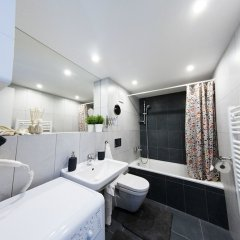 Апартаменты Ricci Apartments комната для гостей фото 5