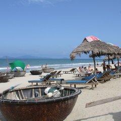 Отель Hoi An Life Homestay пляж