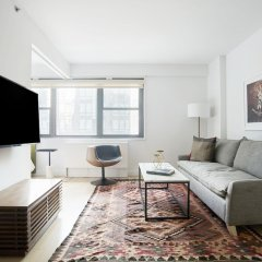 Отель Charming Midtown East Suites by Sonder комната для гостей фото 3