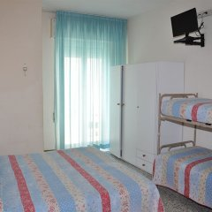 Отель Mondial Италия, Римини - отзывы, цены и фото номеров - забронировать отель Mondial онлайн комната для гостей фото 3