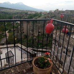 Akinci Konagi Hotel Турция, Гюзельюрт - отзывы, цены и фото номеров - забронировать отель Akinci Konagi Hotel онлайн балкон