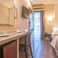 Отель Museum Hotel Греция, Афины - отзывы, цены и фото номеров - забронировать отель Museum Hotel онлайн удобства в номере фото 2