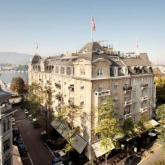 Отель Bülow Residenz Германия, Дрезден - отзывы, цены и фото номеров - забронировать отель Bülow Residenz онлайн балкон