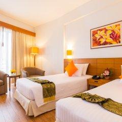 The Royal Paradise Hotel & Spa 4* Стандартный номер с различными типами кроватей фото 3